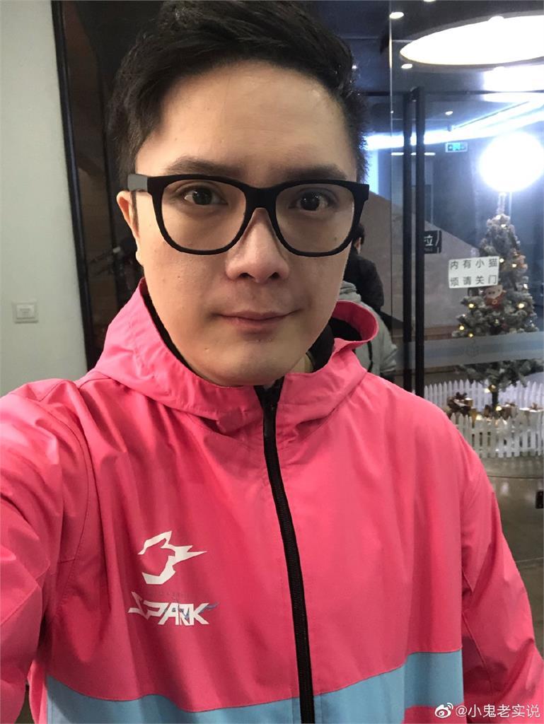 台灣前國手「小鬼」高喊中國:我國 小粉紅大讚:這種年輕人不多了!