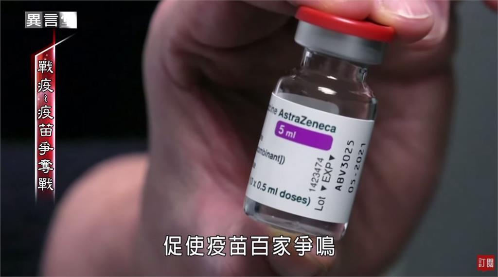 異言堂/疫苗是抗病毒唯一解方 比較國產、歐美疫苗效力