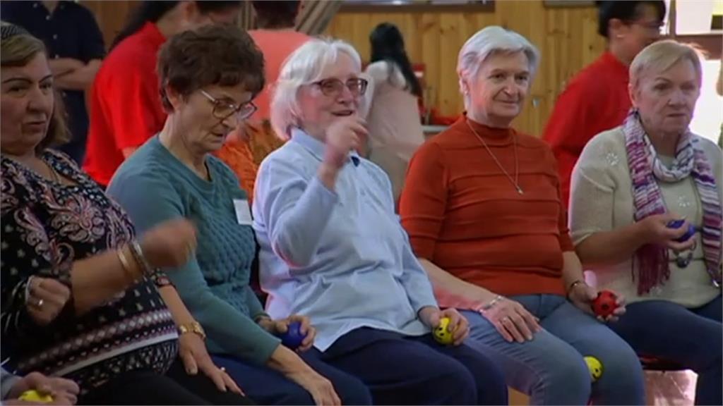 澳洲為年長者開班授課 盼透過運動返老還童