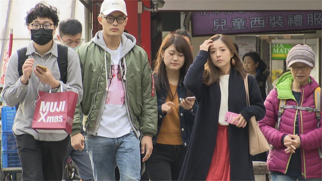 快新聞/今天多雲天氣高溫達28度 週五起北台灣轉涼降雨機率高