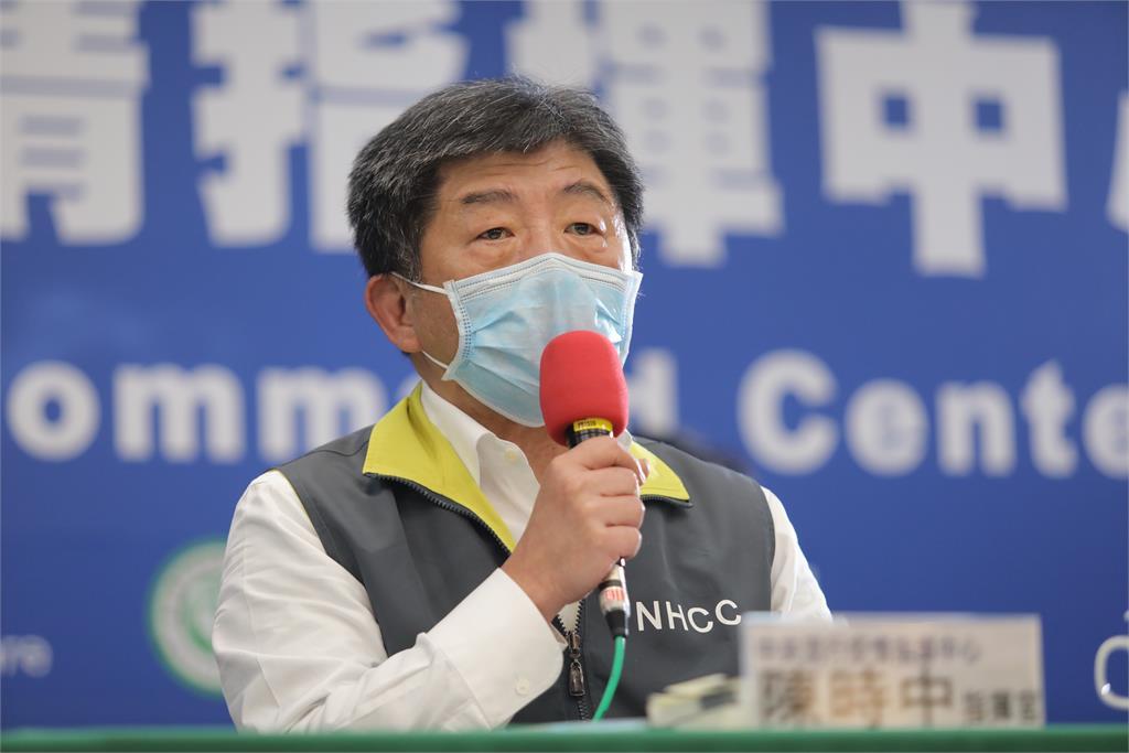 LIVE/我國自購58萬劑AZ疫苗今抵台 陳時中14:00記者會說明