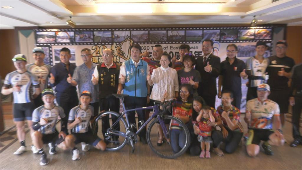 環花東自行車大賽 週六登場山海美景相伴