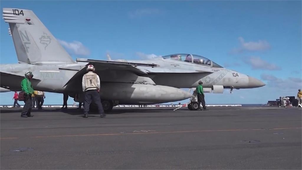 美中台海角力?中國部署東風飛彈 美火速宣布航母「雷根號」部署南海