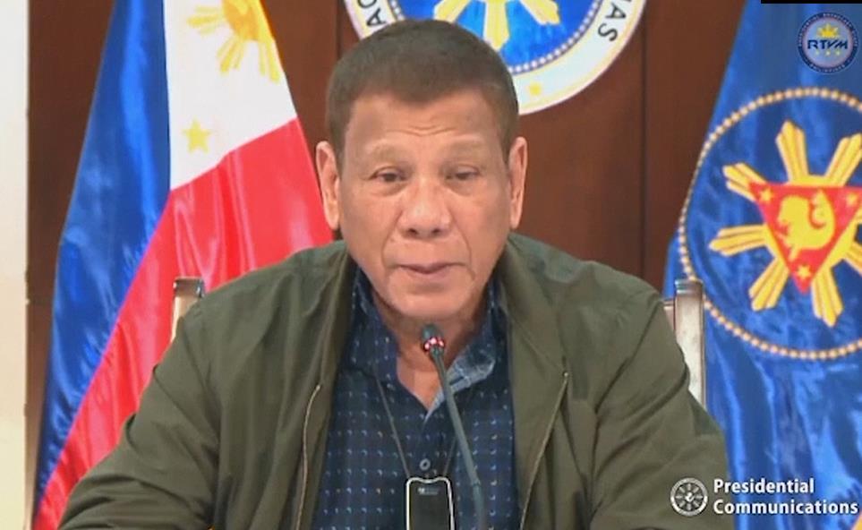 菲律賓施打疫苗進度慢!總統杜特蒂火大嗆:「不接種就坐牢」