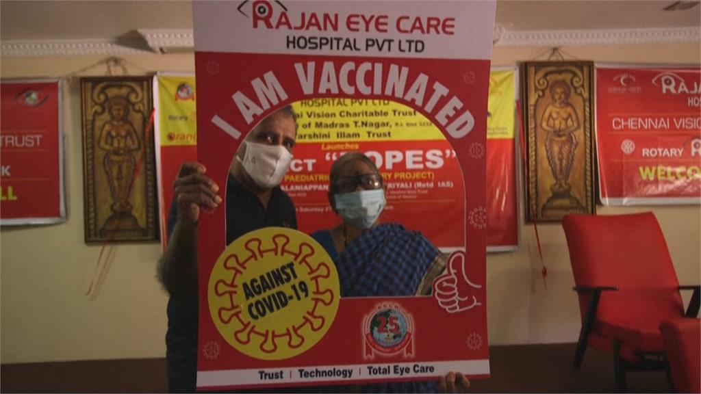 印度確診破15萬! 總理莫迪推「打針節」鼓勵接種