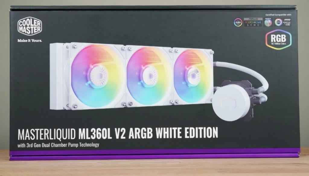 實力不弱,便宜也有好貨。Cooler Master ML360L V2 ARGB 桌機水冷