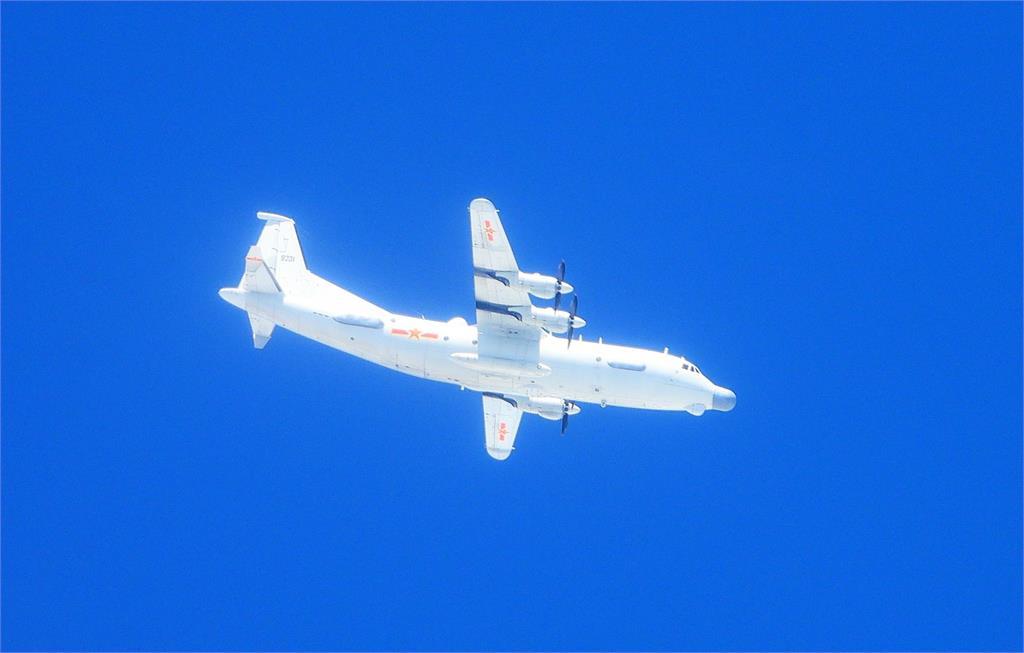 快新聞/9月以來第38度! 2共機進入我西南空域 空軍防空飛彈追監