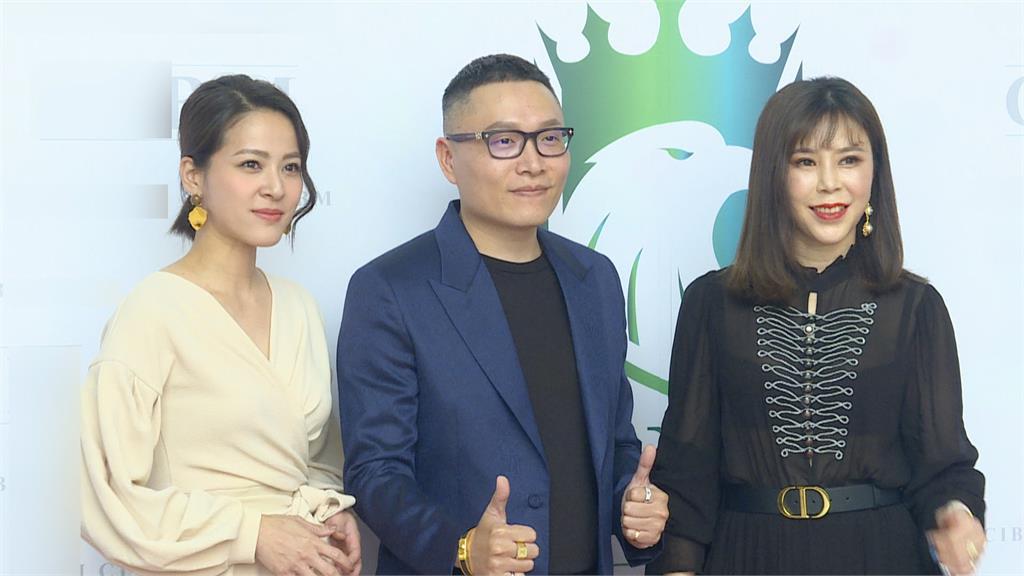 蘇晏霈出席線上春酒開幕 分享「過年肥」經驗