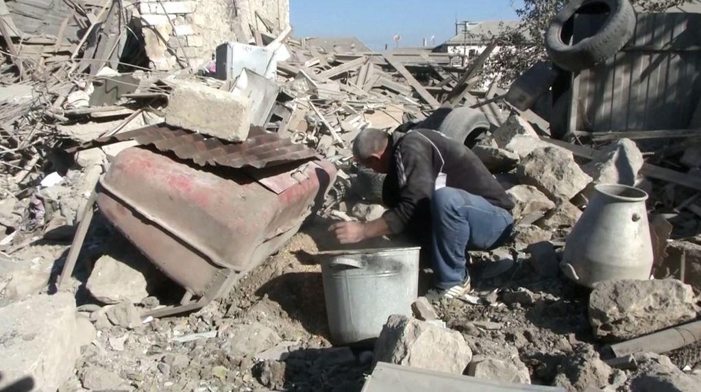 快新聞/才開始「人道停火」4分鐘! 亞美尼亞控亞塞拜然發射大砲和火箭