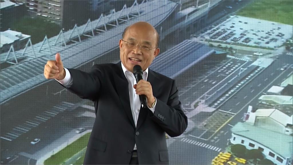 蘇貞昌宣布高鐵南延屏東!4條路線月底將進行第2次審查