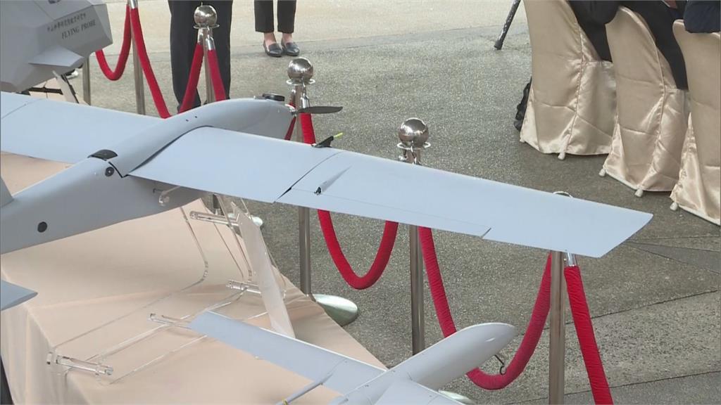 打造無人機產業聚落 總統:對嘉縣糧倉最大回報