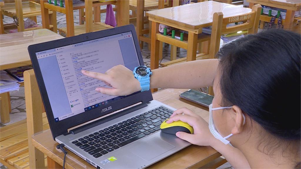 漢民國小線上畢旅 學生自行規劃寓教於樂