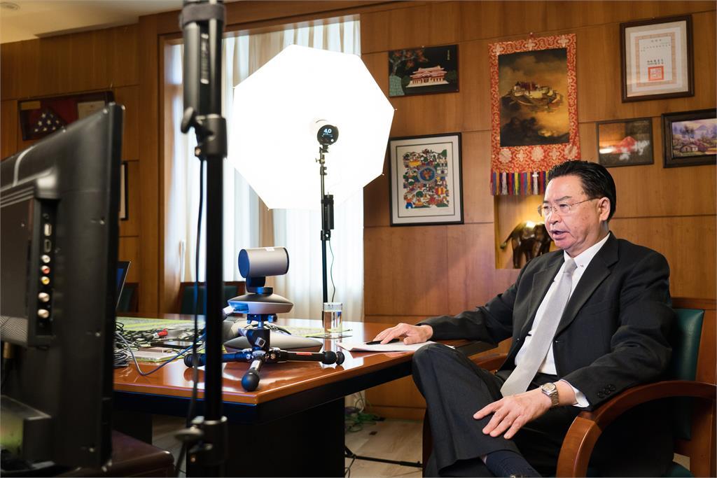 快新聞/接受澳洲廣播專訪 吳釗燮盼建立台澳安全對話機制與經濟合作協議