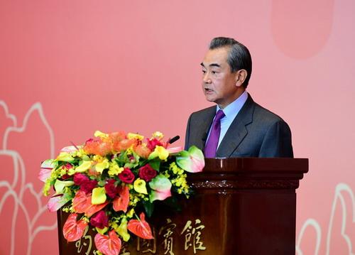 快新聞/王毅稱區域組織和平行動應「防止干涉內政」 不能用武力威脅