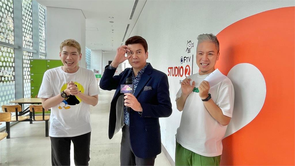 影/《娛樂超skr》直擊《多情城市》拍攝現場 倪齊民模仿柯P超傳神