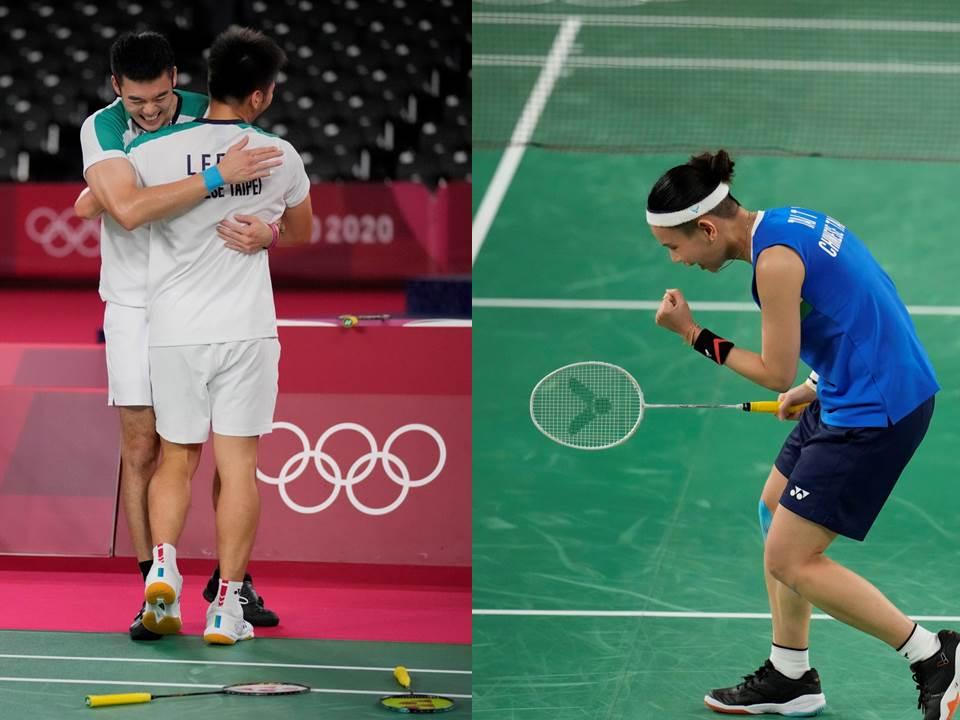 東奧/每一位都很值得鼓勵 蘇貞昌喊話台灣選手:已經大大鼓舞全體國人!
