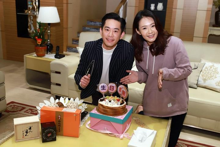 韓宜邦歡慶38歲生日!收滴雞精許願身體健康