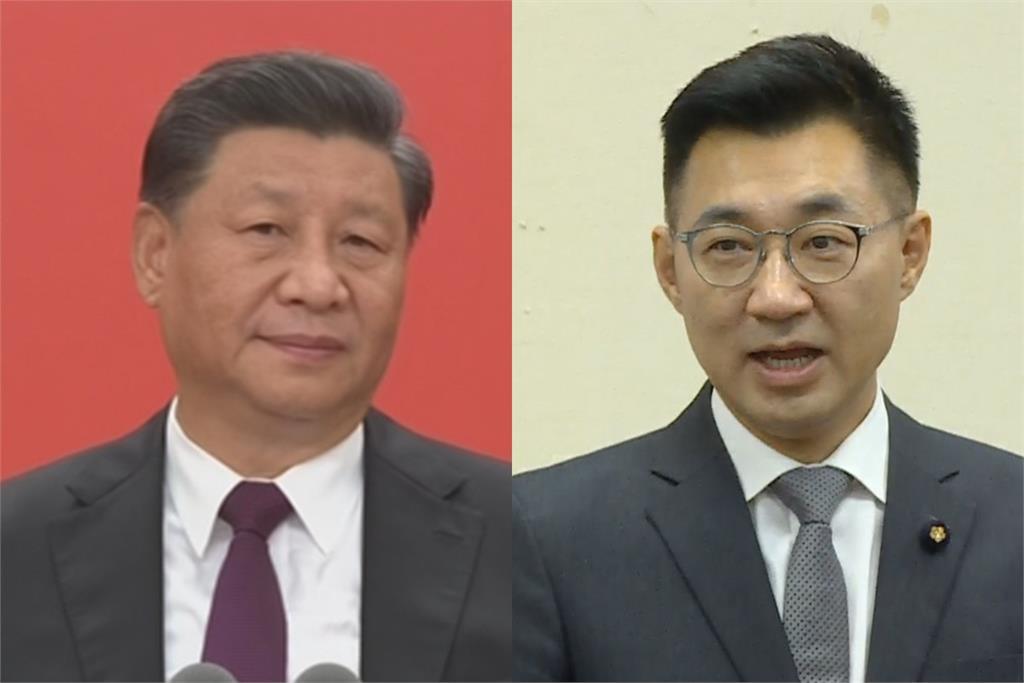 快新聞/江啟臣:不急著與習近平會面 談論的事情也要對台灣有益