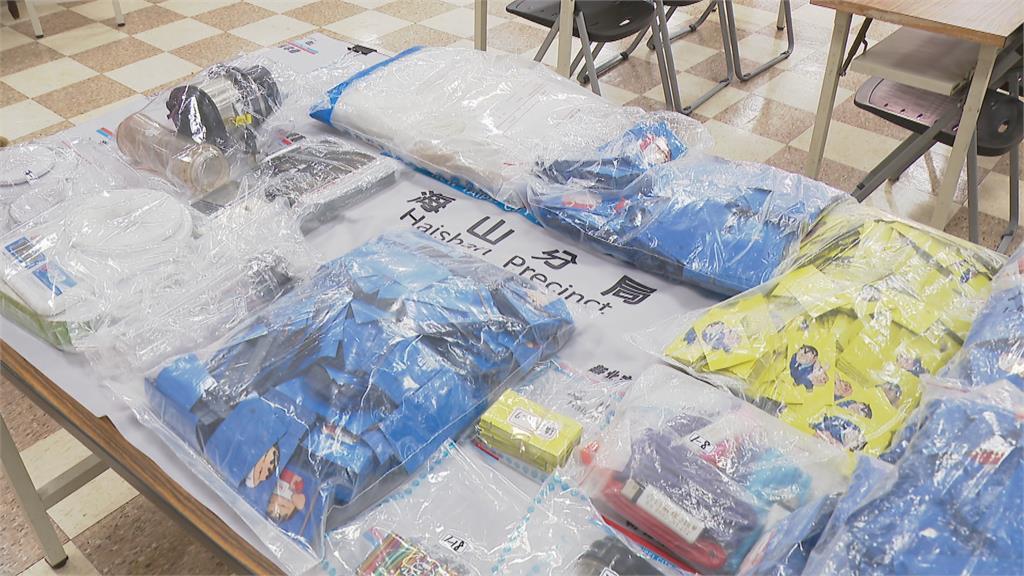 誰丟那麼多垃圾?民眾怒報案 警一查破獲「350公斤毒咖啡包」