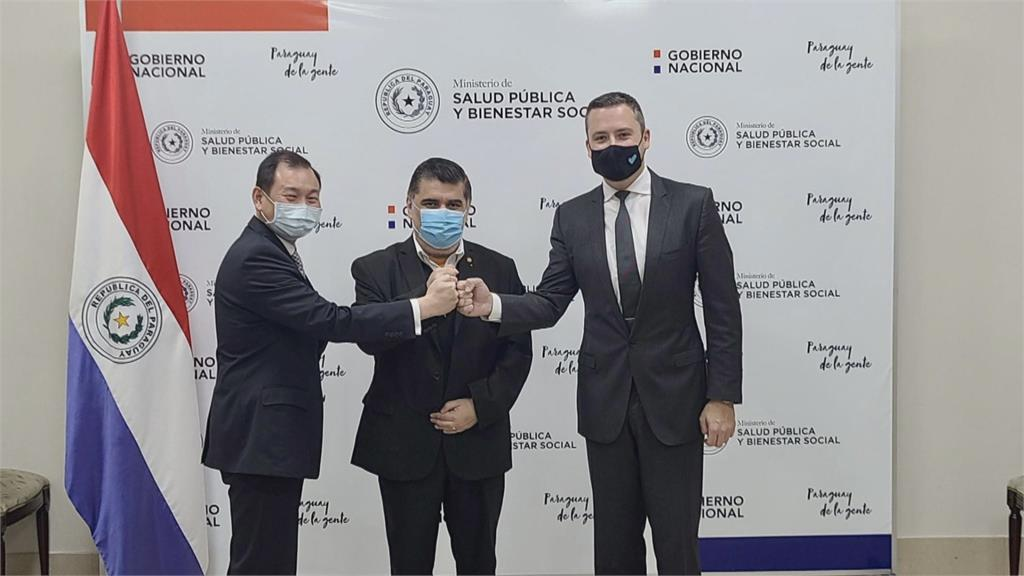 等台灣EUA通過就出貨! 巴拉圭預購100萬劑聯亞疫苗