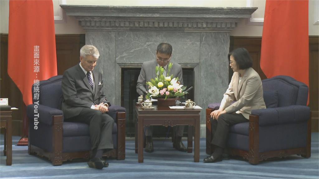 國會外交!法參院友台小組主席 10月率團訪台