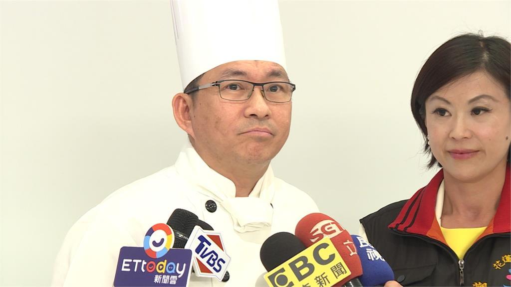吳寶春任花蓮觀光大使 在地食材入麵包