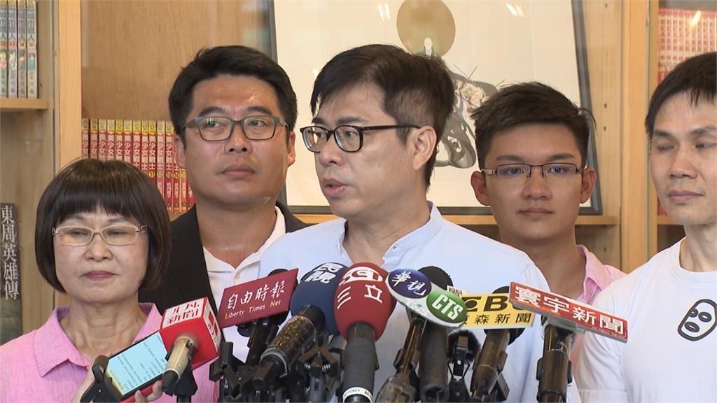 吳益政批在中央沒幫到高雄 陳其邁:三天兩頭就在協調橋頭科學園區