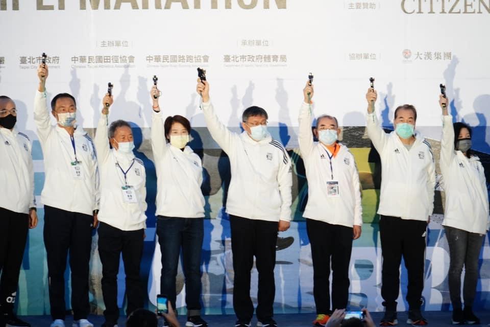 快新聞/柯文哲臉書秀馬拉松活動 民眾怒:這時候舉辦非常不恰當
