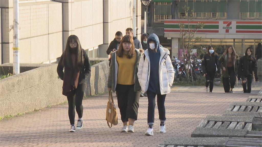 快新聞/全台7縣市濃霧特報 各地高溫飆近30°C明轉濕冷