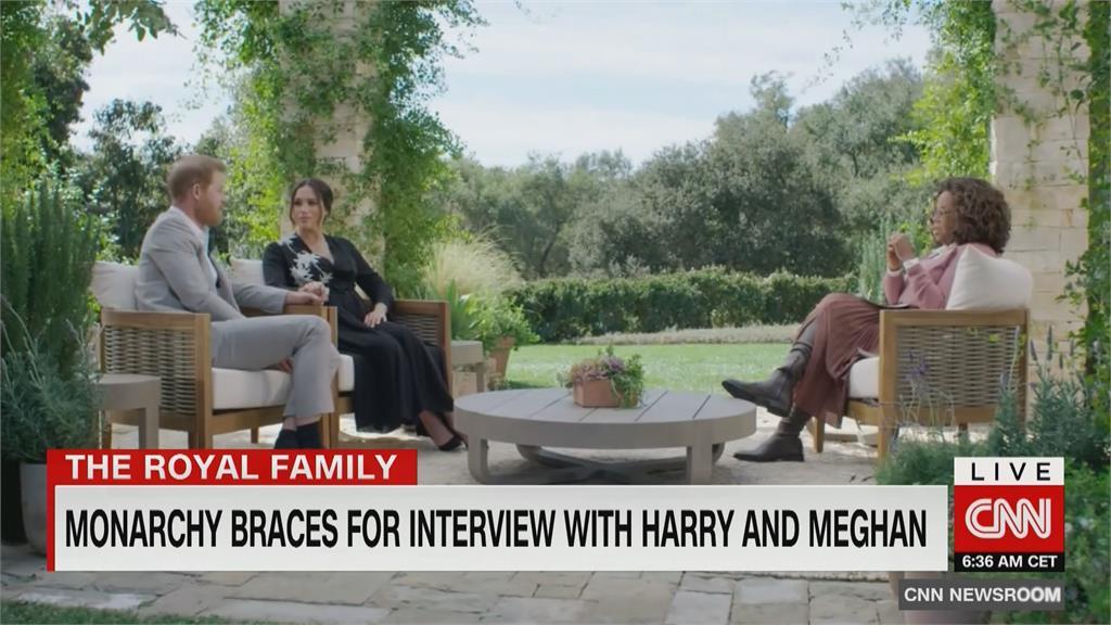 哈利與梅根專訪 播出權利金天價2億