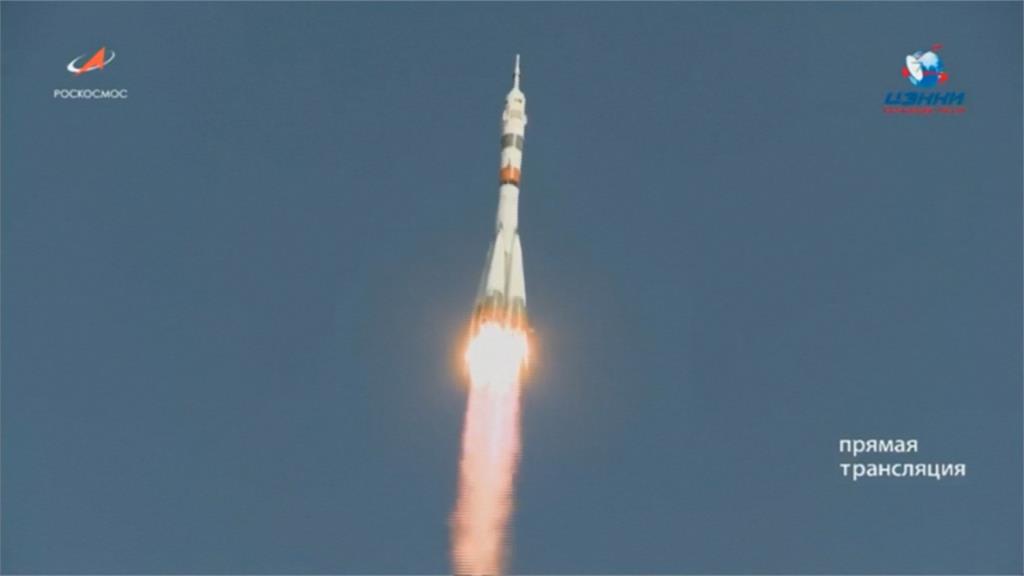 俄羅斯「聯合號」對接成功 送機器人上太空