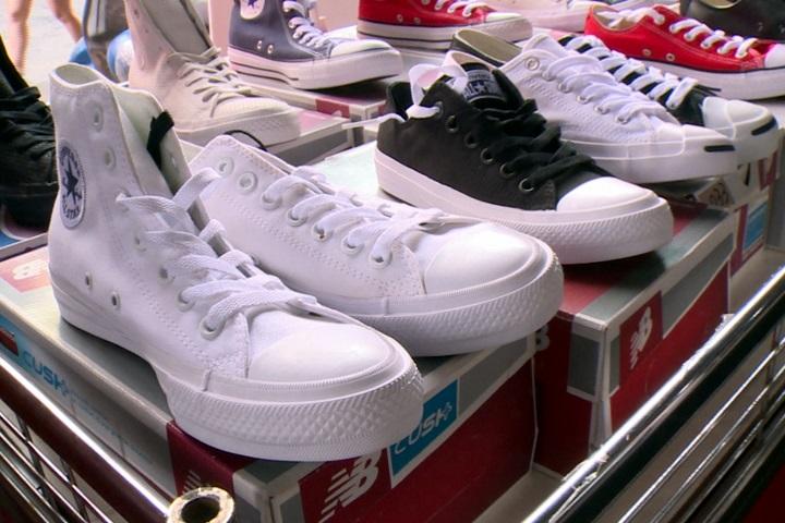 上學只能穿NIKE?豐原高商被爆有鞋禁