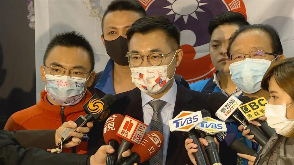 快新聞/再駁斥沒有「江趙結盟」 江啟臣:國民黨需要的是團結