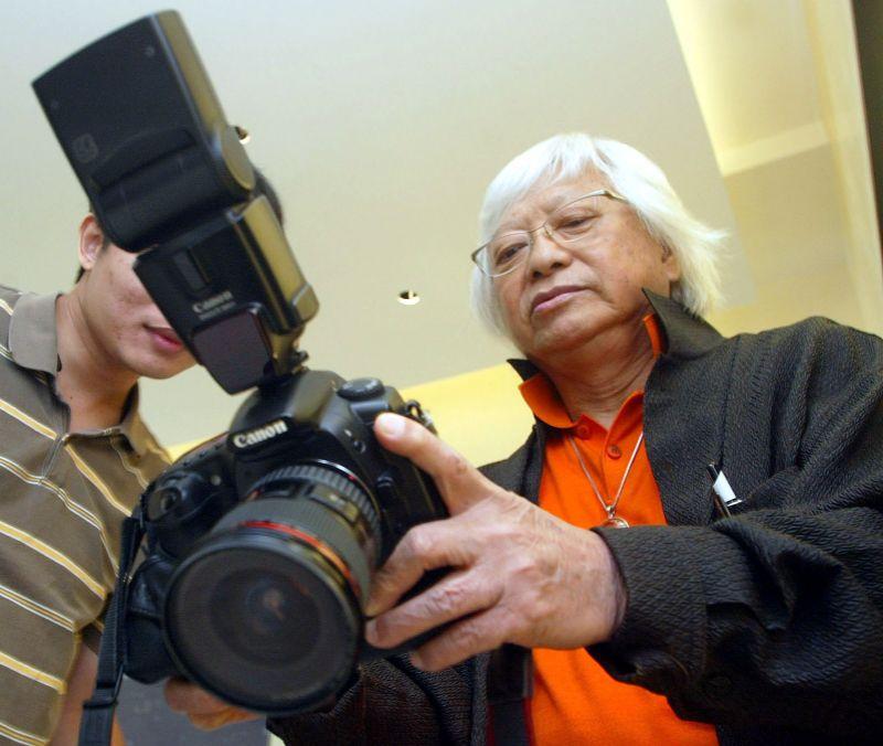 快訊/台灣現代攝影第一人過世 柯錫杰享耆壽90歲
