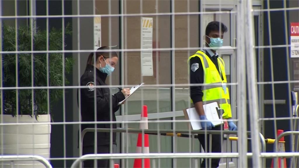 紐西蘭單日新增12例確診 奧克蘭維持3級警戒
