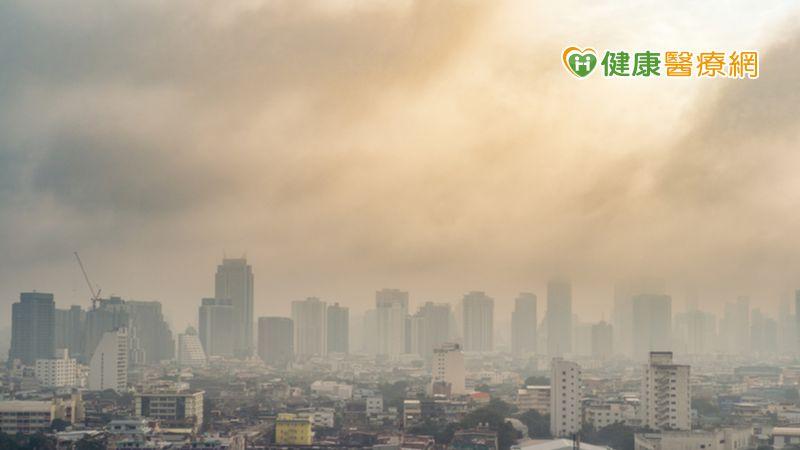 空氣品質亮紅燈!當心呼吸道問題 醫師:防範空汙有招