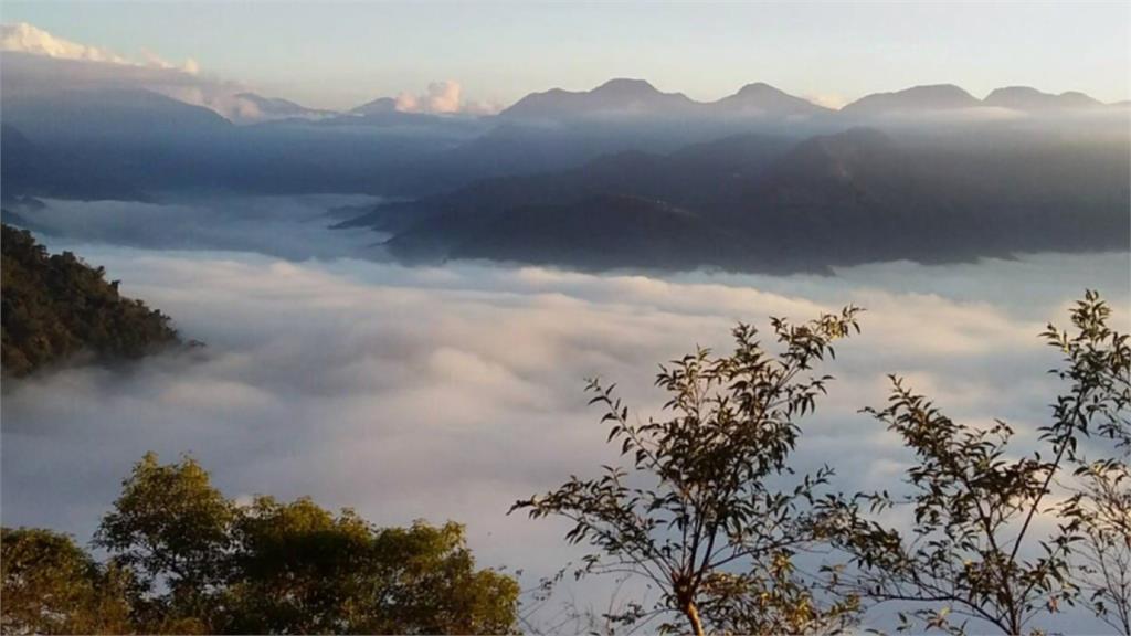 雲嶺之丘360度觀景台 觀日出、賞夕陽熱點
