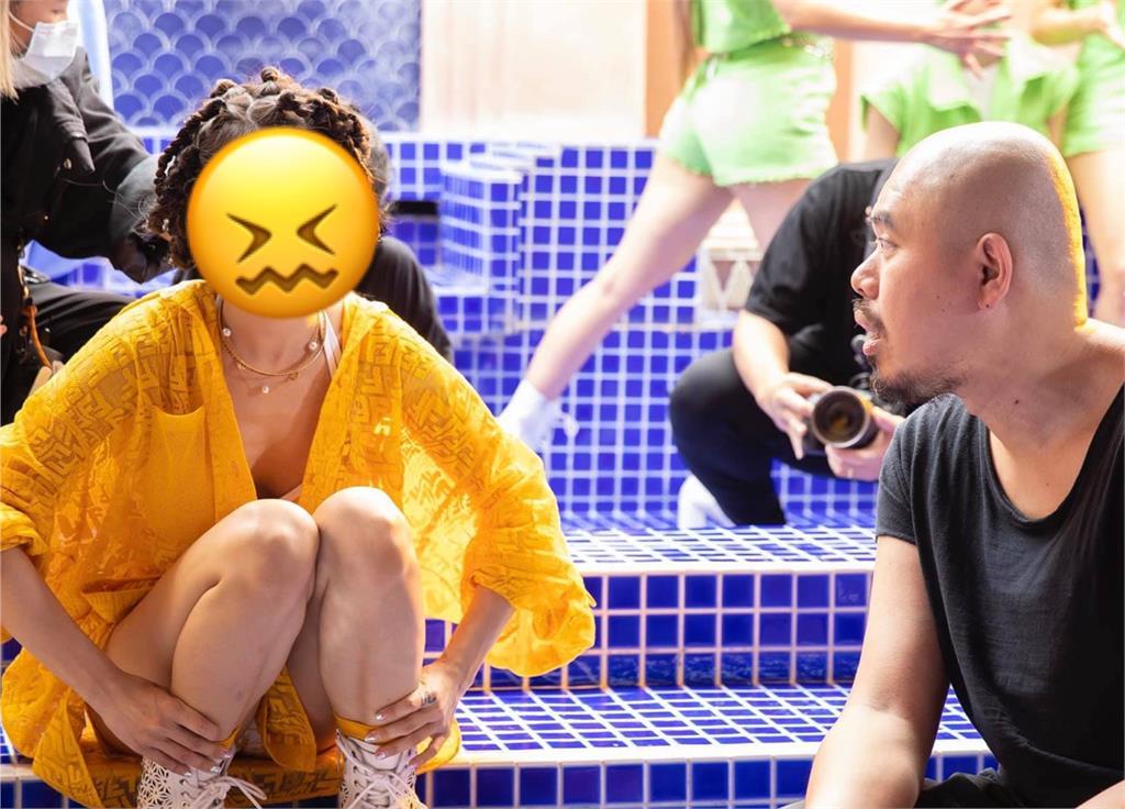 別讓天后不開心!蔡依林罕見PO「無神臭臉照」竟是「他」惹的禍