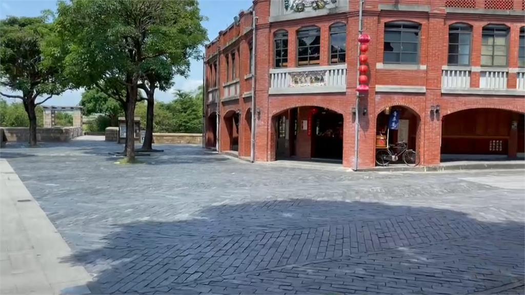 宜蘭傳藝中心定時消毒 伴手禮店、排隊名店人潮銳減