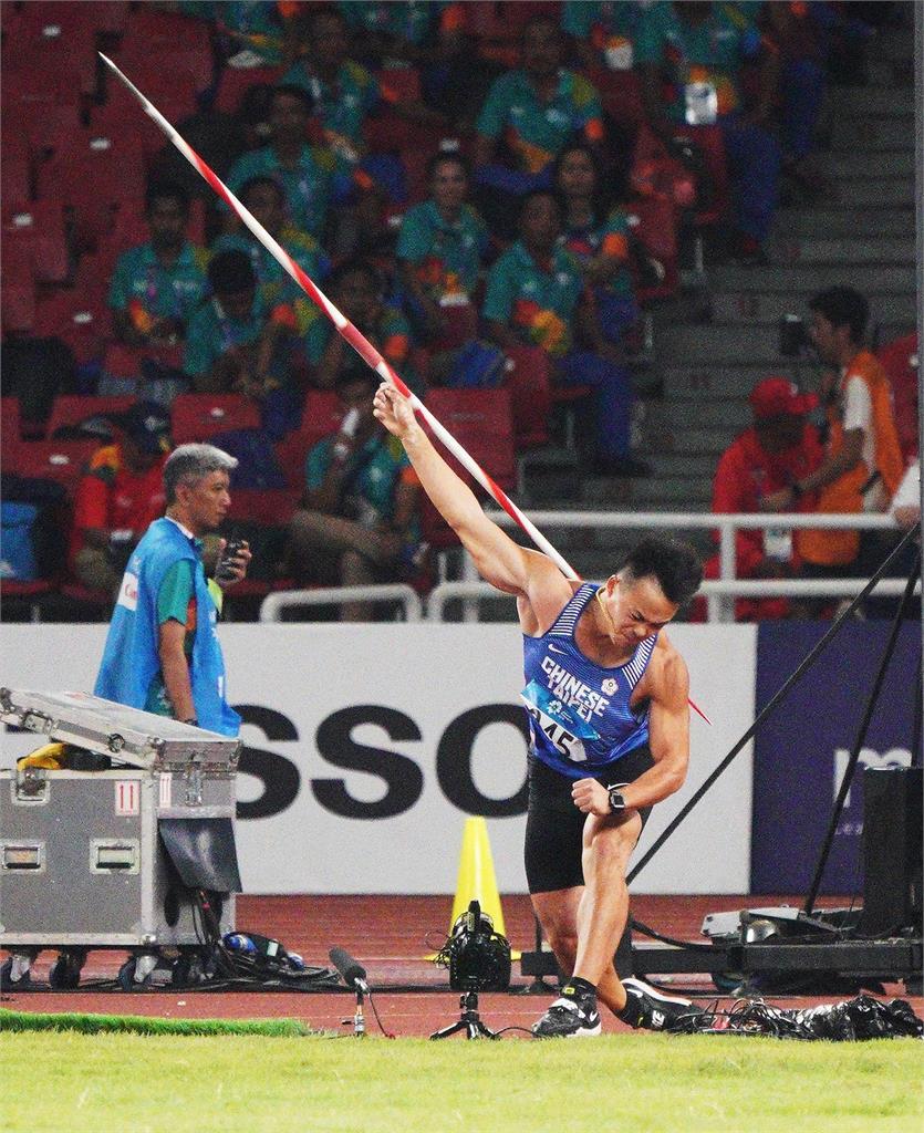 東奧/鄭兆村將「提槍」上陣!突破自己91.36公尺紀錄才有望摘金