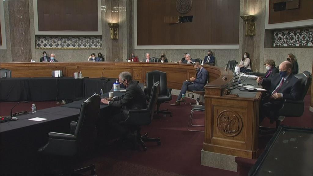 立法跨大步 美台官員接觸取消限制! 美國「戰略競爭法」草案 外交戰略抗中