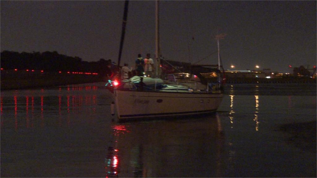 7台人從馬國駕帆船返台未申報 泊安平港等檢疫