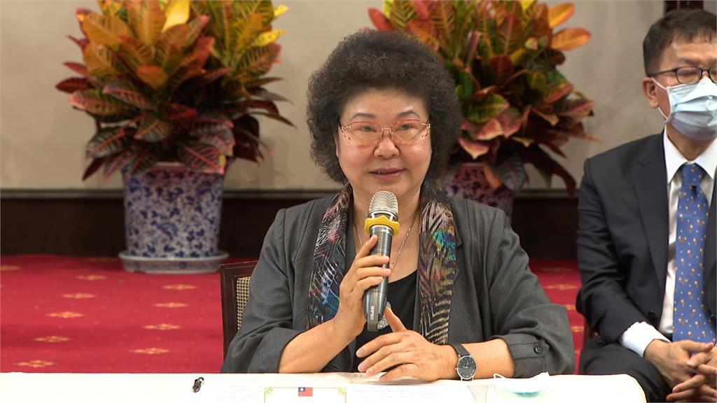 LIVE/陳菊今正式上任監察院長 賴清德到場監交
