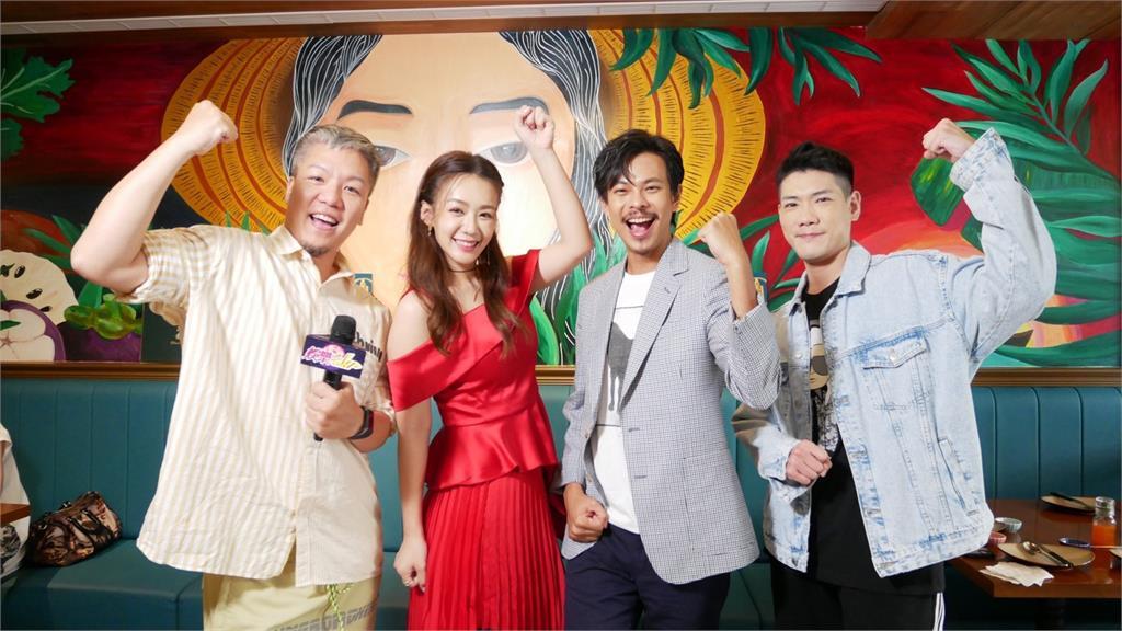 影/《娛樂超skr》辛辣拷問金鐘入圍演員  李又汝喊話得獎獎金做公益