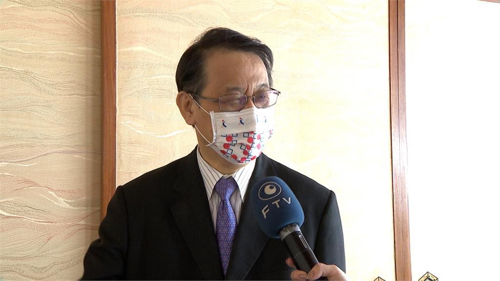 快新聞/廣島原爆屆滿76年 泉裕泰憶成為外交官理由:不得再重複戰爭悲劇