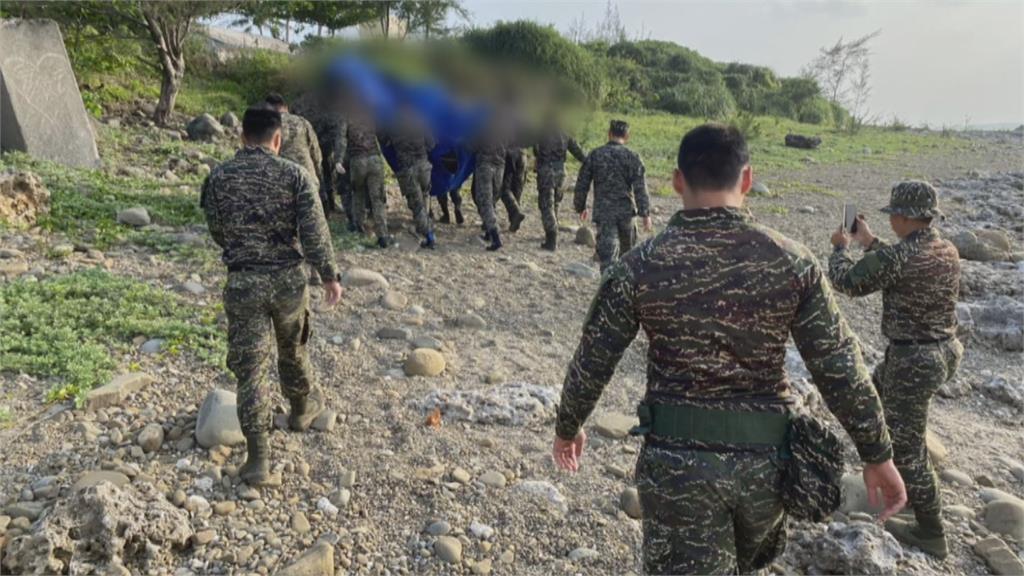 任務結束!飛官潘穎諄屏東尋獲遺體送回台東 空軍:將協助治喪