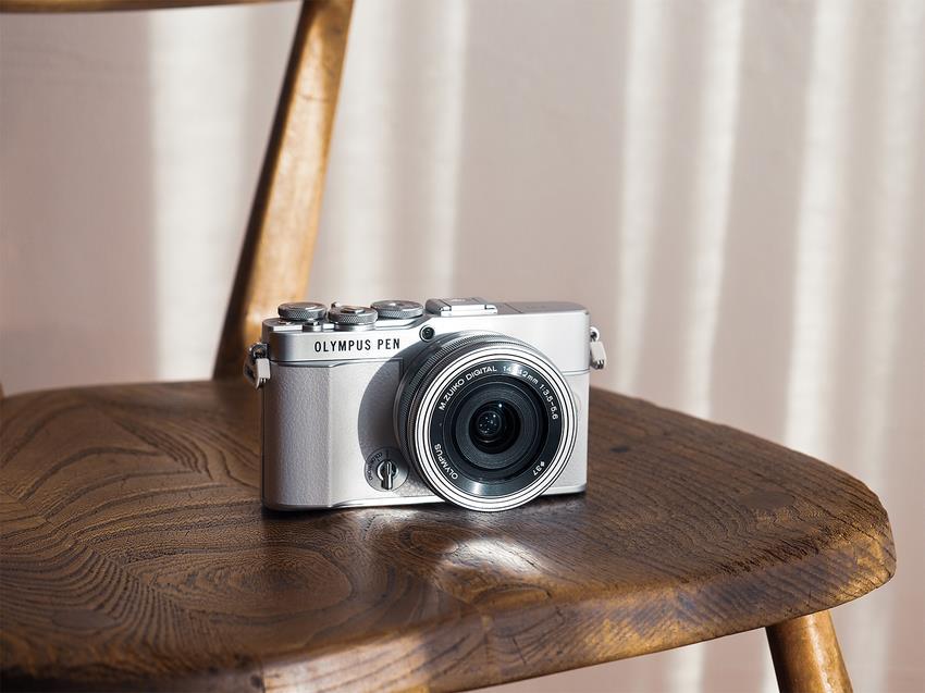 3C/全新OLYMPUS PEN E-P7 日系復古微型單眼相機 貫徹PEN系列簡約及精緻設計