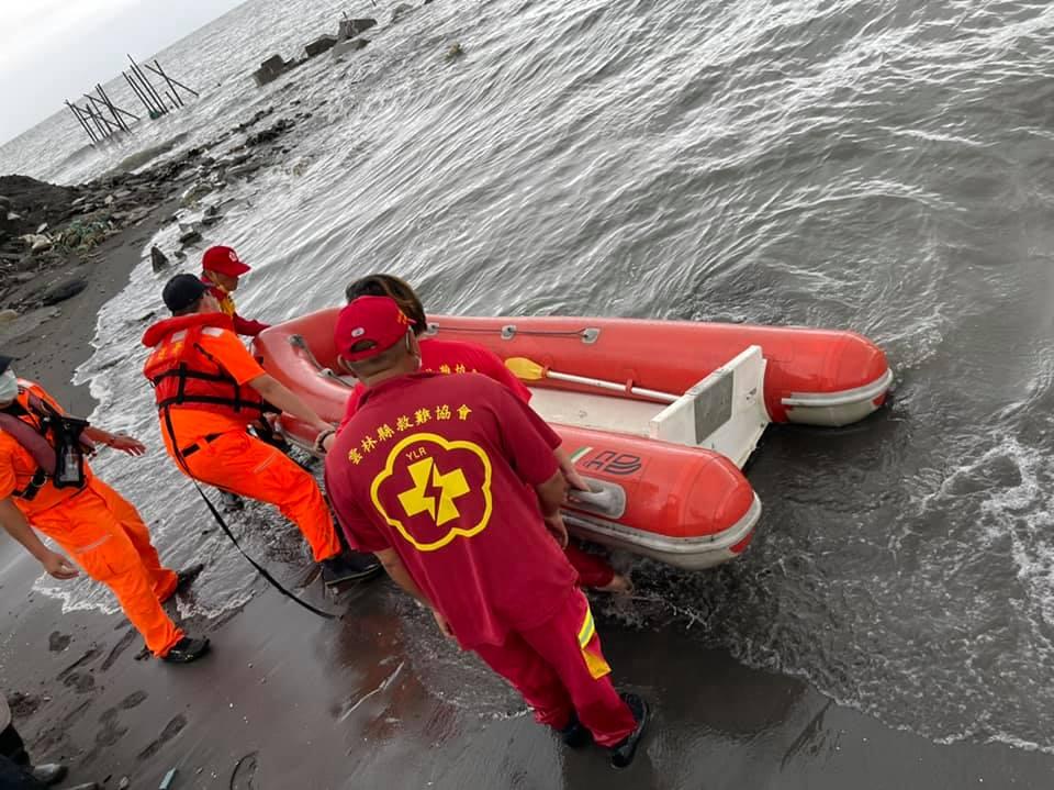 快新聞/雲林老翁挖蛤蠣失蹤多日 2救難員出海尋人也失聯