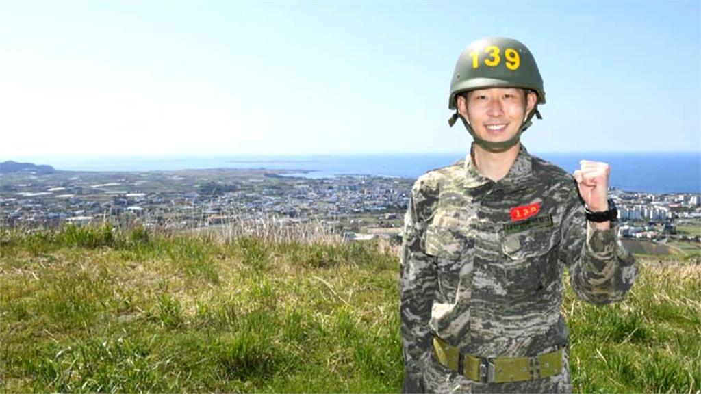 韓國足球一哥孫興慜退伍!海軍陸戰隊第一名結訓