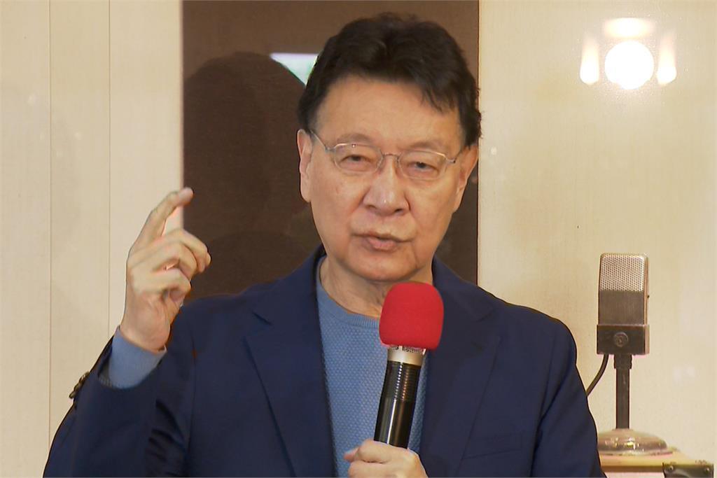 快新聞/3月出口創新高 趙少康提醒蔡英文:莫忘國民黨先賢建設功勞